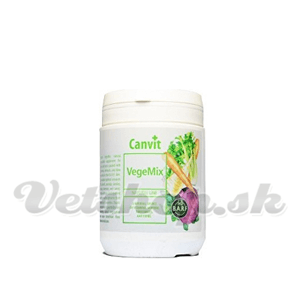 Canvit_Vegemix_Natural_line_400_g
