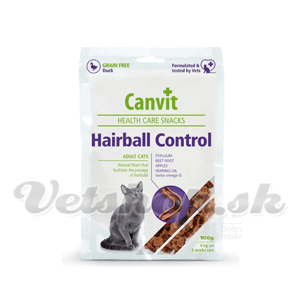 Canvit_Health_Care_cat_Hairball_control_Snack_100_g