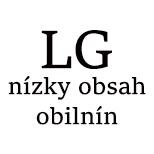LG - nízky obsah obilnín