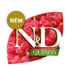 N&D GF QUINOA